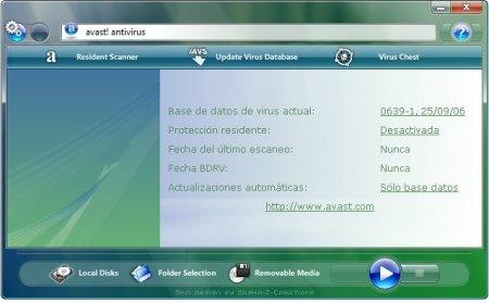 Mude o visual do seu antivirusAvast