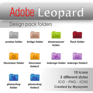 Adobe Leopardfolders