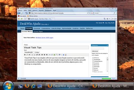 Visual TaskTips