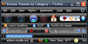 theme for firefox