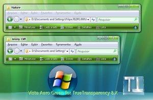 Vista Aero Green forTT8