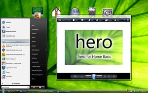 Aero for Home Basic