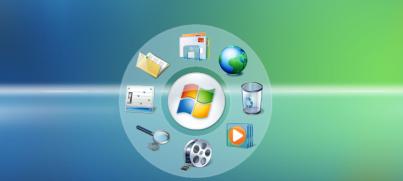 Windows Seven DockDX