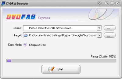 DVDFab HDDecrypter
